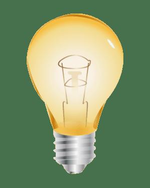 light bulb idea azakaw